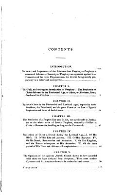 The Fulfilment of the Old Testament Prophecies Relating to the Messiah  in the Person  Character  and Actions of Jesus of Nazareth  A Dissertation which Obtained the Norrisian Medal for the Year 1835  in the University of Cambridge PDF