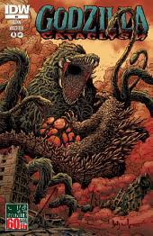 Godzilla: Cataclysm #2