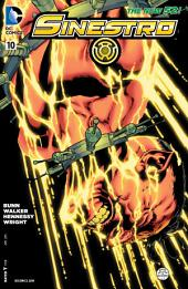 Sinestro (2014-) #10