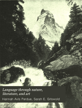 Language through nature, literature, and art