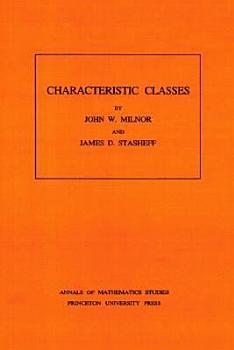 Characteristic Classes PDF