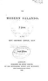 The Modern Orlando: a Poem
