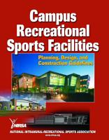 Campus Recreational Sports Facilities PDF