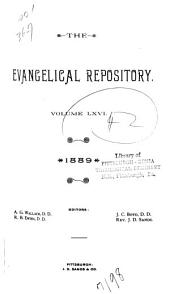 The Evangelical Repository: Volume 66