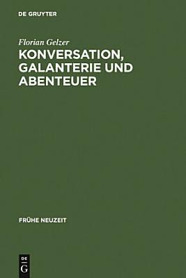 Konversation  Galanterie und Abenteuer PDF