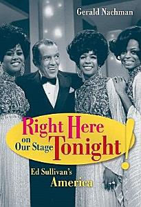 Right Here on Our Stage Tonight  Book