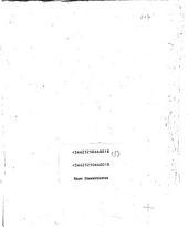 B. Jo. Alberti Fabricii ... opusculorum historico-critico-literariorum sylloge: quae sparsim viderant lucem, nunc recensita denuo, et partem aucta indice instruuntur