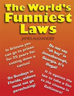 World s Funniest Laws