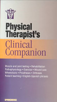 Physical Therapist s Clinical Companion PDF