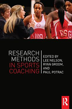 Research Methods in Sports Coaching PDF