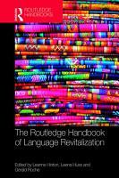 The Routledge Handbook of Language Revitalization PDF