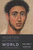 The Norton Anthology Of World Literature Book PDF
