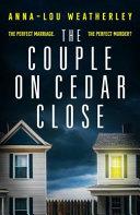 Couple on Cedar Close Book