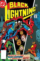 Black Lightning (1977-) #9