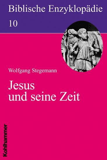 Jesus und seine Zeit PDF