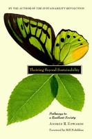 Thriving Beyond Sustainability PDF