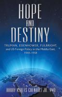 Hope and Destiny PDF