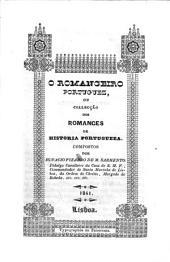 O Romanceiro Portuguez ou colleccao dos Romances de historia Portugueza: Volume 1