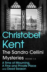 The Sandro Cellini Mysteries, Books 1-3