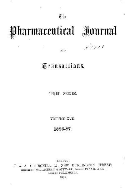Pharmaceutical Journal  PDF