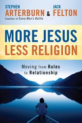 More Jesus Less Religion Book PDF