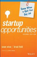 Startup Opportunities PDF
