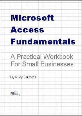 Microsoft Access Fundamentals PDF