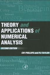 Theory and Applications of Numerical Analysis: Edition 2