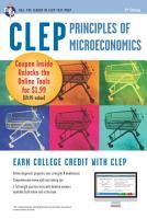CLEP Principles of Microeconomics w  Online Practice Exams PDF