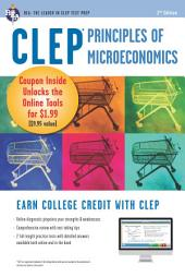 CLEP Principles of Microeconomics w/ Online Practice Exams