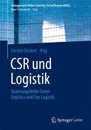 CSR und Logistik PDF