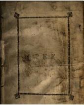 Dictionarium Teutsch-Italiänisch und Italiänisch-Teutsch
