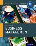 Business Management 2014 PDF