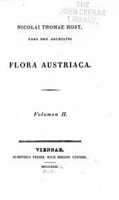 Flora Austriaca: Volume 2