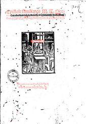 Epistolae familiares M. T. Ciceronis