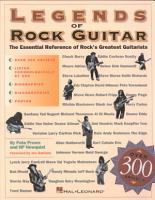 Legends of Rock Guitar PDF