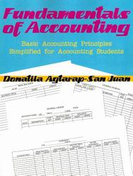 Fundamentals Of Accounting Book PDF