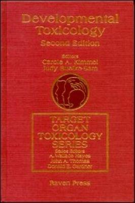 Developmental Toxicology PDF