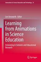 Learning from Animations in Science Education PDF