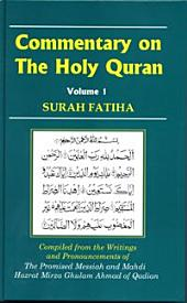 Commentary on the Holy Quran: Surah Fatiha