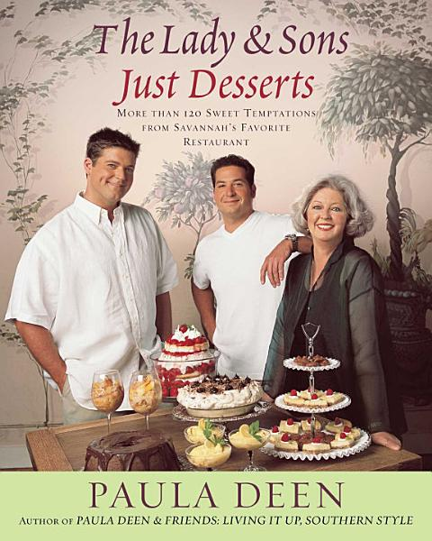 Download The Lady   Sons Just Desserts Book