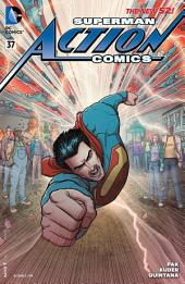 Action Comics (2011-) #37