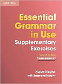 Essential Grammar in Use  Supplementary Exercises  Without Answers PDF
