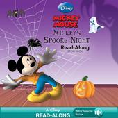 Mickey''s Spooky Night Read-Along Storybook