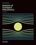 Analysis of Transport Phenomena PDF