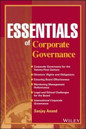 Essentials of Corporate Governance: Edition 11