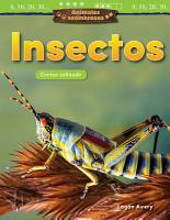Animales asombrosos  Insectos  Conteo salteado  Amazing Animals  Bugs  Skip      PDF