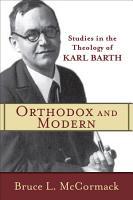 Orthodox and Modern PDF