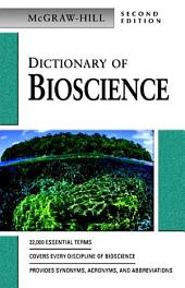 Dictionary of Bioscience: Edition 2