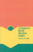 Children s Book Review Index